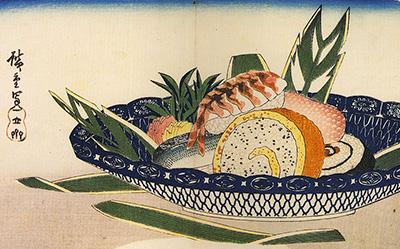 Sushi période Edo
